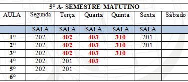 Ensalamento 5A MATUTINO