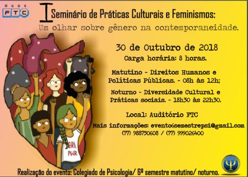 I Seminário de Práticas Culturais