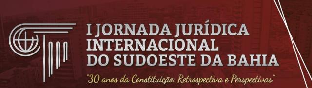 I JORNADA JURÍDICA INTERNACIONAL